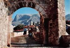 Bosnia and Herzegovina Mostar Stairs Promenade