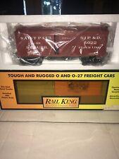Rail King by MTH Saint Paul And Duluth 5022 Flour line VERY RARE, NEW