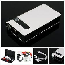 12V Portable 10000mAh Car Jump Starter Pack Booster Battery Power Bank Charger