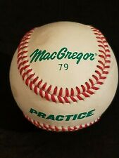 MacGregor #79 Practice Ball Lightly Used