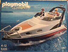 playmobil 5205 summer fun lancha vacaciones nuevo