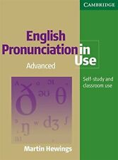 English Pronunciation in Use Advanced Book with Answers and  5 Audio CDs, Hewing