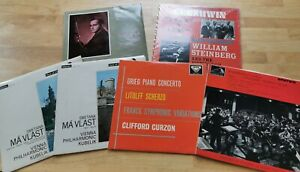 Classical record collection Stereo