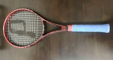 Prince The Bryan Brothers Personal Stock Autograph RARE IGNITE Tennis Racquet