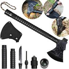 Militär Beil Taktische Axe Set Tomahawk Outdoor Überleben Camping Jagdausrüstung