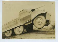US Auto-Tank - 1944 WW2 Press Photo
