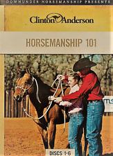 Horsemanship 101 Clinton Anderson 6-disc Dvd