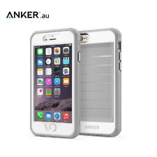 Case iPhone 6s Plus Ultra Protective Built Clear Screen Anker Protector Gray