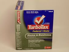2006 Intuit TurboTax Home & Business, Federal+State Schedule C