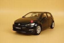1/18 2013 all new  volkswagen Golf 7 black color