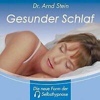 Gesunder Schlaf von Stein,Arnd | CD | Zustand gut