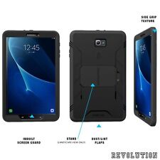 POETIC Revolution No Bulk Protector Case Cover for Samsung Galaxy Tab A 10.1 BLK