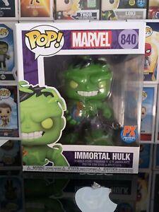 Funko Pop! Marvel Immortal Hulk 840 PX Previews Exclusive