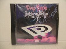 DEEP PURPLE SOLDIER OF FORTUNE GREATEST HITS 1994 CD EMI