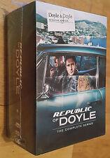 Republic of Doyle série complète saison 1/2/3/ 4/5/6 - DVD COFFRET