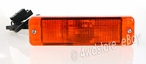 Suits ARB Bullbar Orange Amber Indicator light Blinker lamp 135x38mm Turn Signal