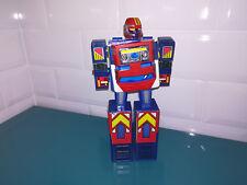 18.9.16.6  Figurine Maskman bioman robot Bandai 1987