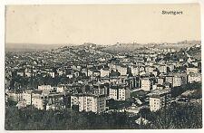 STUTTGART-SÜD Panorama * AK um 1910