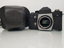 Vintage Praktica LLC 35mm SLR Camera - Body Only with Case