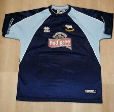 Norwich City Maglia Taglia L//XL//XXL Home ERREA JERSEY 2012 2013 shirt Inghilterra