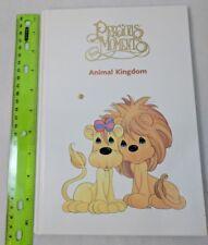 Precious Moments Animal Kingdom by Joanne E. De Jonge Hardcover Multi Stories
