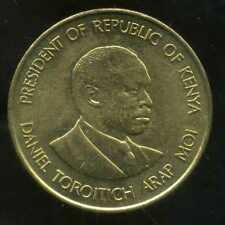 KENYA 10 cent 1991