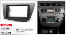 CARAV 11-609 2Din Marco Adaptador Kit Instalacion de Radio SEAT Leon 2005-2012
