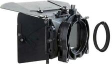Cavision 3x3 Matte Box Package with 80mm Adapter Ring (+ Top & Side Flaps)