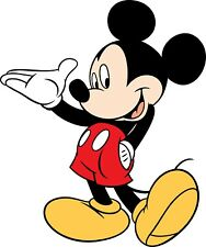 Disney Mickey Mouse Vinyl Sticker/Decal