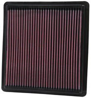 33-2298 K&N Replacement Air Filter FORD MUSTANG 4.0L 05-10, MUSTANG GT 4.6L 05-0