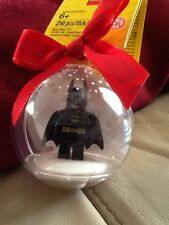 Lego Batman Christmas Tree Bauble Brand New