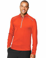 Hanes Quarter-Zip Sweatshirt Sport Men's Performance 1/4 Lightweight Cool DRI