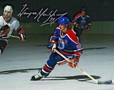 Wayne Gretzky Hand Signed 10 x 8 Photo Genuine Autograph & COA