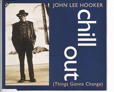CD JOHN LEE HOOKERchill outHOLLAND 1995 EX  (A5414)