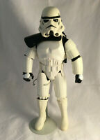 "Vintage Power of The Force Star Wars Stormtrooper 12"" Figure Doll - Hasbro 1997"