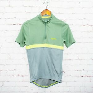 Rapha Men's Cycling Club Jersey Shirt Short sleeve in Sage Green size Small