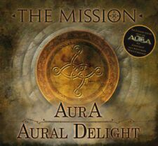 The Mission Aura/aural Delight 2cd digipack 2014
