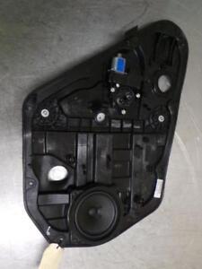 HYUNDAI I40 LEFT REAR WINDOW REG/MOTOR VF, 09/11- 11 12 13 14 15