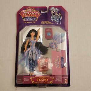Vintage 1995 Tenko Guardians Of The Magic Princess Sapphire Sea Dolphin Doll NIP