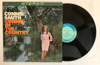 Connie Smith - Connie In The Country - 1967 US 1st Press (NM) Ultrasonic Clean