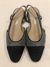 Chanel Flats Sling Back Size 36.5
