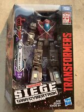 New listing Transformers Generations War For Cybertron: Siege Deluxe Class Wfc-S7 Skytread