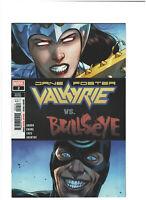 Valkyrie: Jane Foster #2 NM- 9.2 2nd Print Marvel Comics vs. Bullseye, Thor