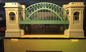 MTH RAIL KING 30-9021 RK HELL GATE BRIDGE  -  NEW - Old Stock