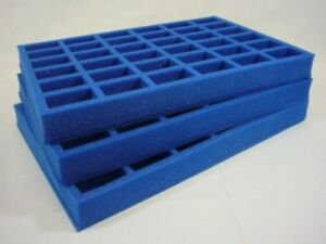 KR Multicase, wargaming figure case & foam trays carry 108 troops (KRM-F3S)