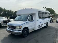 2003 Ford Econoline Commercial Cutaway 25 PASSENGER BUS LOW MILES CHURCH RV LIMO