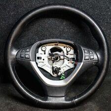 BMW X5 E70 Leder Multifunktion Steuer 9133466
