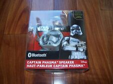 Starwars Captain Phasma Bluetooth Wireless Speaker Disney Rechargeable Battery