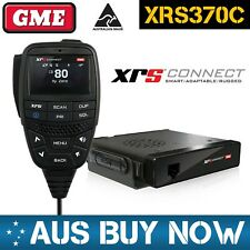 GME XRS-370C UHF CB TWO WAY COMPACT RADIO XRS 370C TRUCK WORK CAR UTE 4X4 4WD