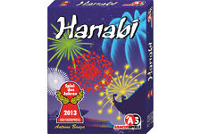 Hanabi Spiel Des Jahres 2013 ABACUSSPIELE 08122 Kartenspiel Best